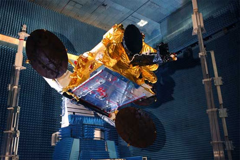 Astra 1n va renforcer le service astra2connect - Position satellite astra ...