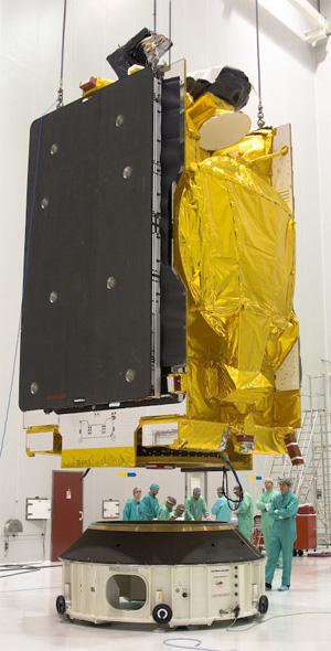 Satellite TerreStar-1