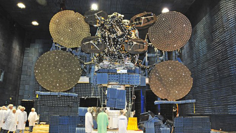 Le satellite ViaSat 1